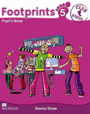FOOTPRINTS 5 PUPIL