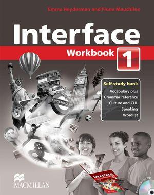INTERFACE 1 WORKBOOK  PK ENGLISH