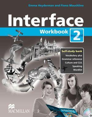 INTERFACE 2 WORKBOOK PK ENGLISH