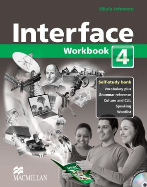 (12).INTERFACE 4 .ESO (WORKBOOK PACK) (+2CDS) -ANTIGUA-