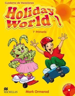 HOLIDAY WORLD 1 PRIM PACK