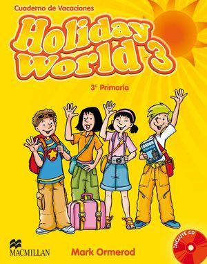 HOLIDAY WORLD 3 PRIM PACK