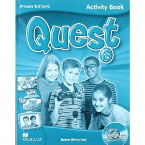 (12) QUEST 6º ACTIVITY PACK