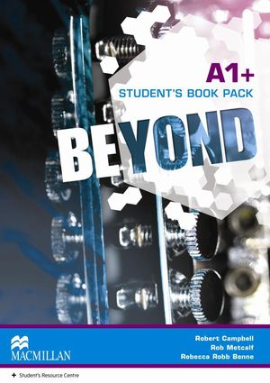 BEYOND A1+ STUDENT´S BOOK PACK