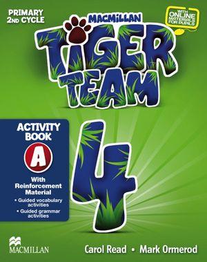 TIGER 4 AB ACTIVITY  PK 2014
