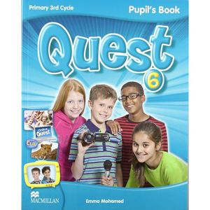 (12) QUEST 6º.PRIM PUPIL'S BOOK
