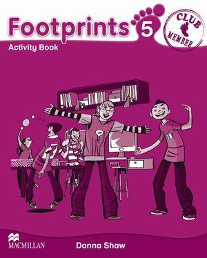 FOOTPRINTS 5 ACTIVITY