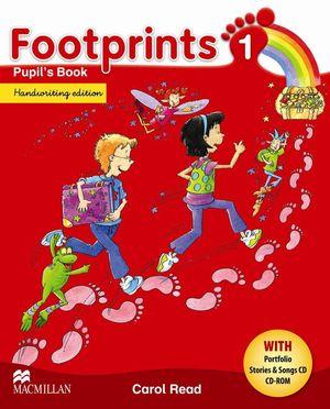 FOOTPRINTS 1 PUPIL