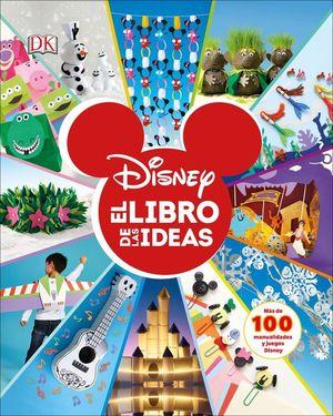 DISNEY EL LIBRO DE LAS IDEAS