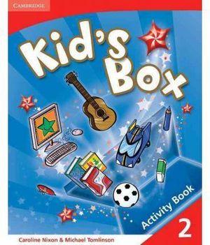 KID´S BOX 2 ACTIVITY