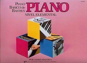 PIANO BÁSICO NIVEL ELEMENTAL