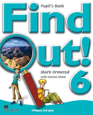 FIND OUT 6 PUPIL´S BOOK