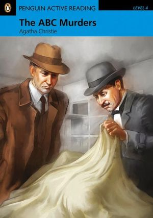 PENGUIN ACTIVE READING 4: THE ABC MURDERS BK/MP3 PACK