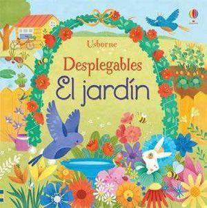 DESPLEGABLES: EL JARDÍN