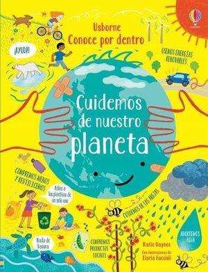 CUIDEMOS DE NUESTRO PLANETA