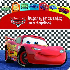 CARS 3  BUSCA Y ENCUENTRA CON TAPITAS