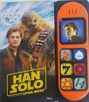 HAN SOLO - STAR WARS - LIBRO DE SONIDOS