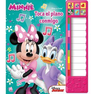 TOCA EL PIANO CONMIGO MINNIE