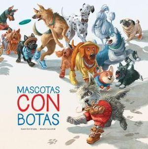 MASCOTAS CON BOTAS