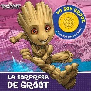 LA SORPRESA DE GROOT