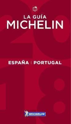 ESPAÑA PORTUGAL GUIA ROJA 2018