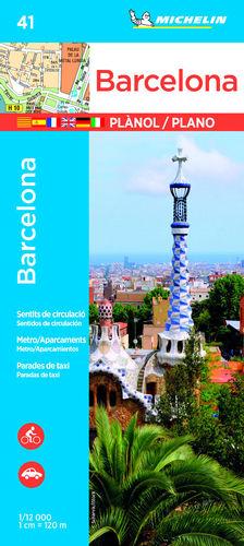 BARCELONA (PLANO) 41