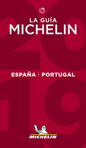 LA GUÍA MICHELIN ESPAÑA & PORTUGAL 2019