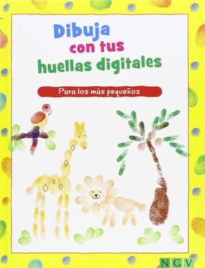 DIBUJA CON TUS HUELLAS DIGITALES