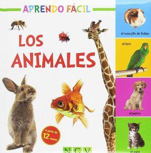 LOS ANIMALES APRENDO FACIL
