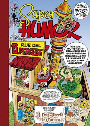 SUPER HUMOR Nº35. 13 RUE DEL PERCEBE