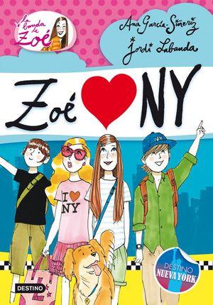 4 NUEVA YORK / BANDA DE ZOE