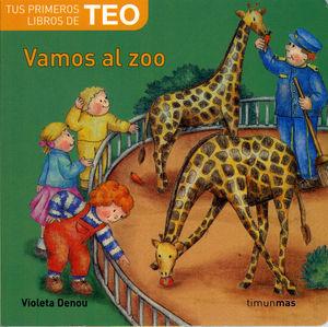VAMOS AL ZOO/ TEO
