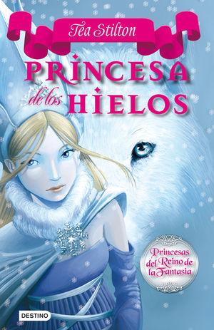 1 PRINCESA DE LOS HIELOS TEA STILTON