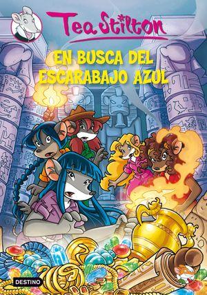 TEA STILTON 11 BUSCA DEL ESCARABAJO AZUL