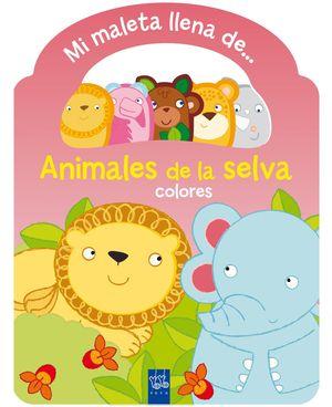ANIMALES DE LA SELVA. MALETA