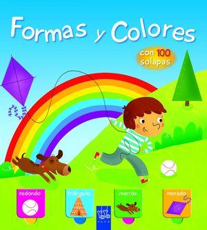 FORMAS Y COLORES - LIBRO CON SOLAPAS