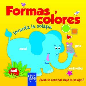 FORMAS Y COLORES LEVANTA LA SOLAPA