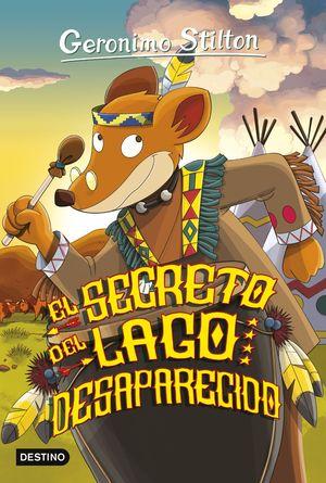 50 EL SECRETO DEL LAGO DESAPARECIDO / STILTON