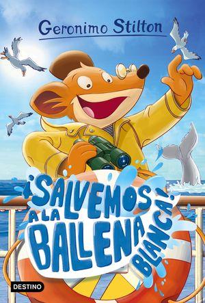40 SALVEMOS A LA BALLENA BLANCA!