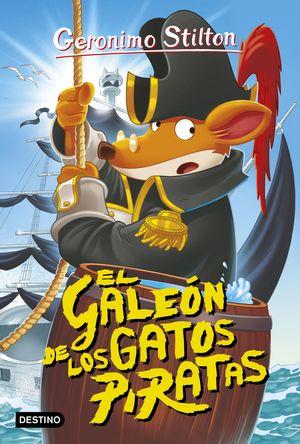 8 EL GALEON DE LOS GATOS PIRATAS