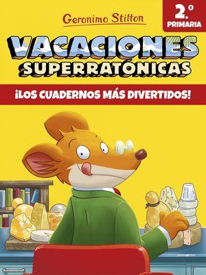 VACACIONES SUPERRATÓNICAS 2 STILTON