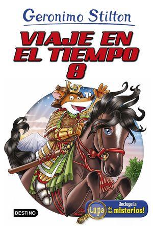 VIAJE EN EL TIEMPO 8 / STILTON