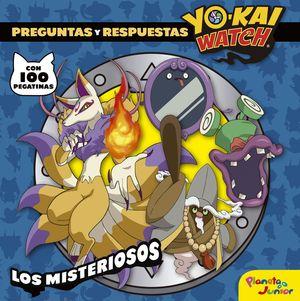 LOS MISTERIOSOS YO-KAI WATCH