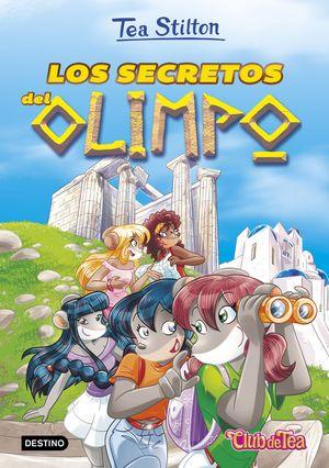 20 LOS SECRETOS DEL OLIMPO TEA STILTON