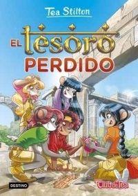 27 EL TESORO PERDIDO TEA STILTON