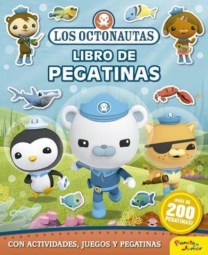 LOS OCTONAUTAS. LIBRO DE PEGATINAS