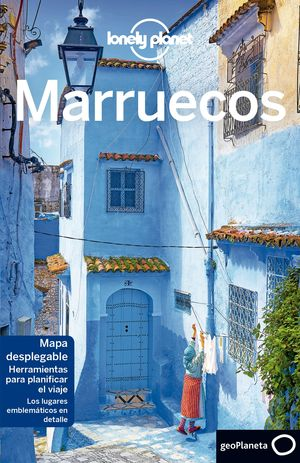 MARRUECOS 8 LONELY PLANET