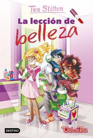 25 LA LECCIÓN DE BELLEZA TEA STILTON