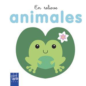 ANIMALES EN RELIEVE