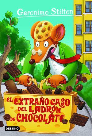69 EL EXTRAÑO CASO DEL LADRÓN DE CHOCOLATE / STILTON